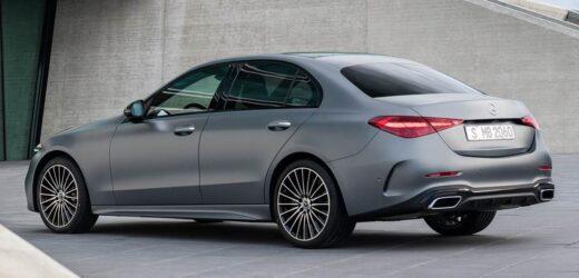 Nuova Mercedes-Benz Classe C: nata sotto una buona stella
