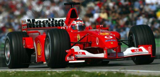 F2002: sogno di un mondiale di mezza estate