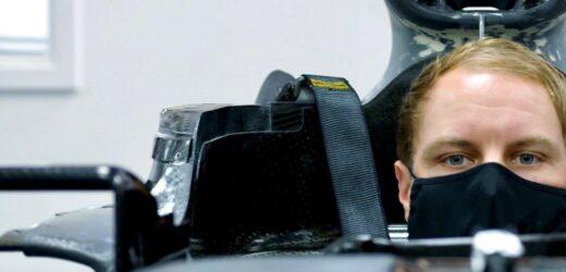 Pronto il sedile sulla W12 di Bottas
