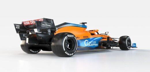 McLaren presenta la nuova MCL35M