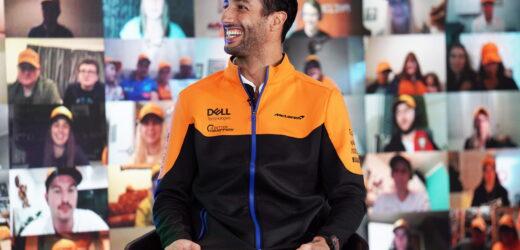"""Ricciardo: """"Il numero 3? Dedicato al mio idolo Dale Earnhardt"""""""