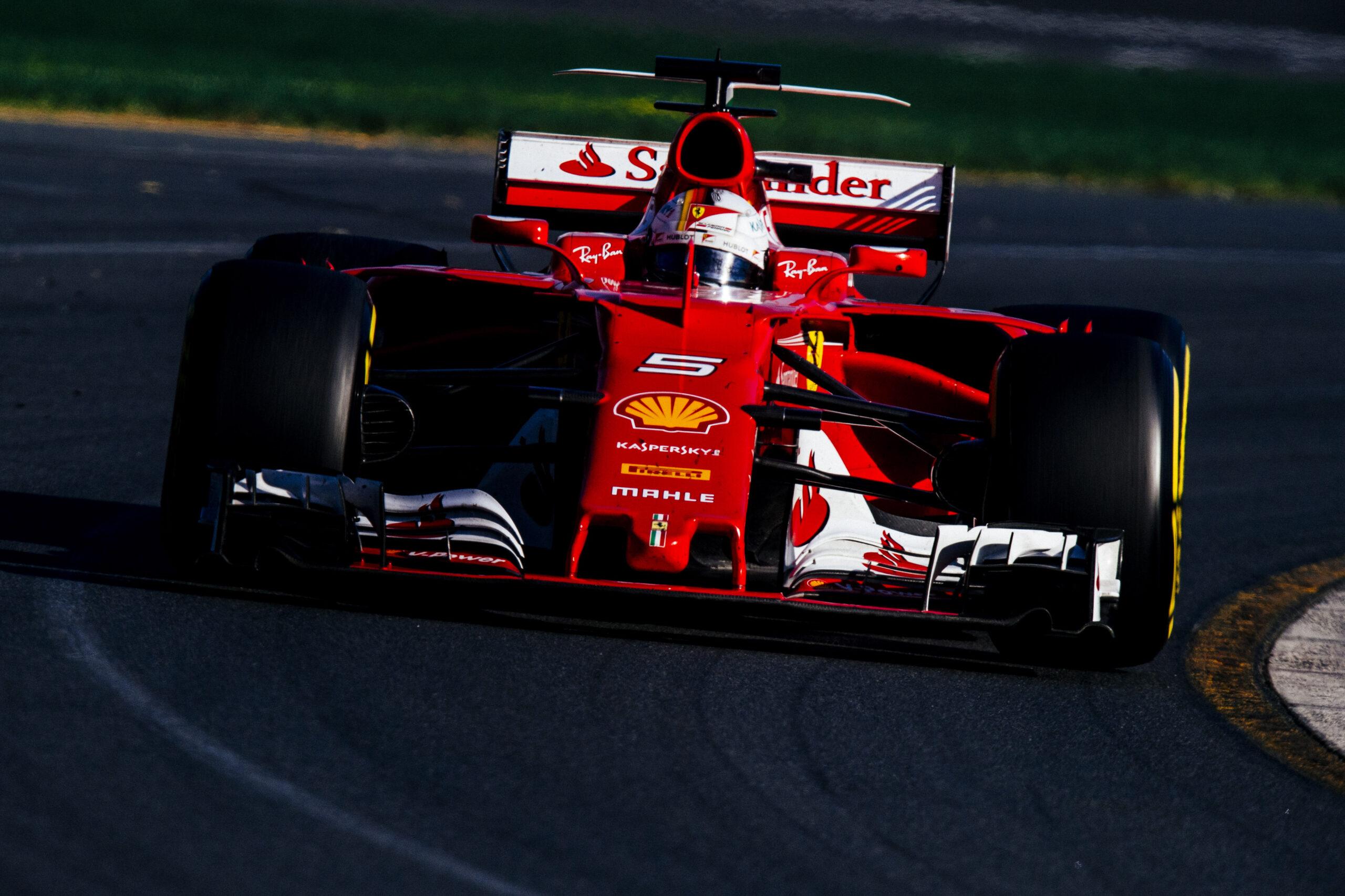 Ferrari SF70H: questione di chimica