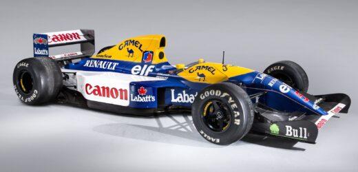 Williams FW14B: ritorno al futuro