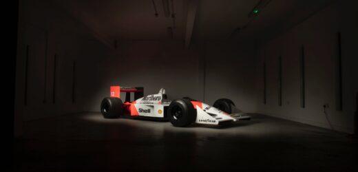 Il capolavoro di Woking: McLaren MP4/4
