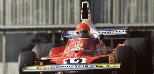Missione vittoria: Ferrari 312T