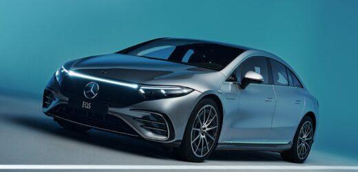 Mercedes-Benz EQS: la regina delle berline diventa elettrica