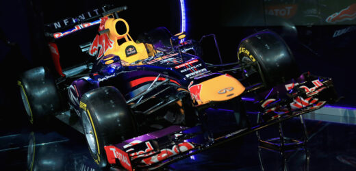 Red Bull RB9: poker servito