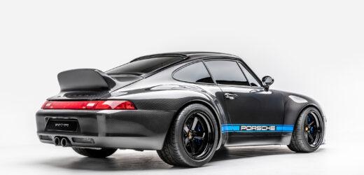 Gunther Werks 400R: una Porsche completamente in carbonio