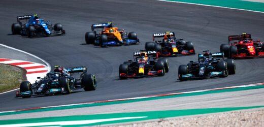 Le cinque pillole del Gran Premio del Portogallo