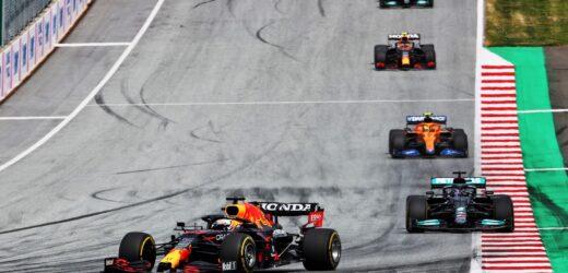 Le cinque pillole del Gran Premio di Stiria