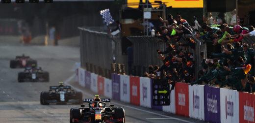 Le cinque pillole del Gran Premio dell'Azerbaijan