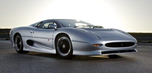 Jaguar XJ220: la supercar dei record
