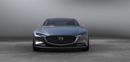 Mazda Vision Coupè Concept: la difficoltà della semplicità
