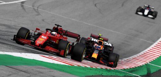 Le cinque pillole del Gran Premio d'Austria