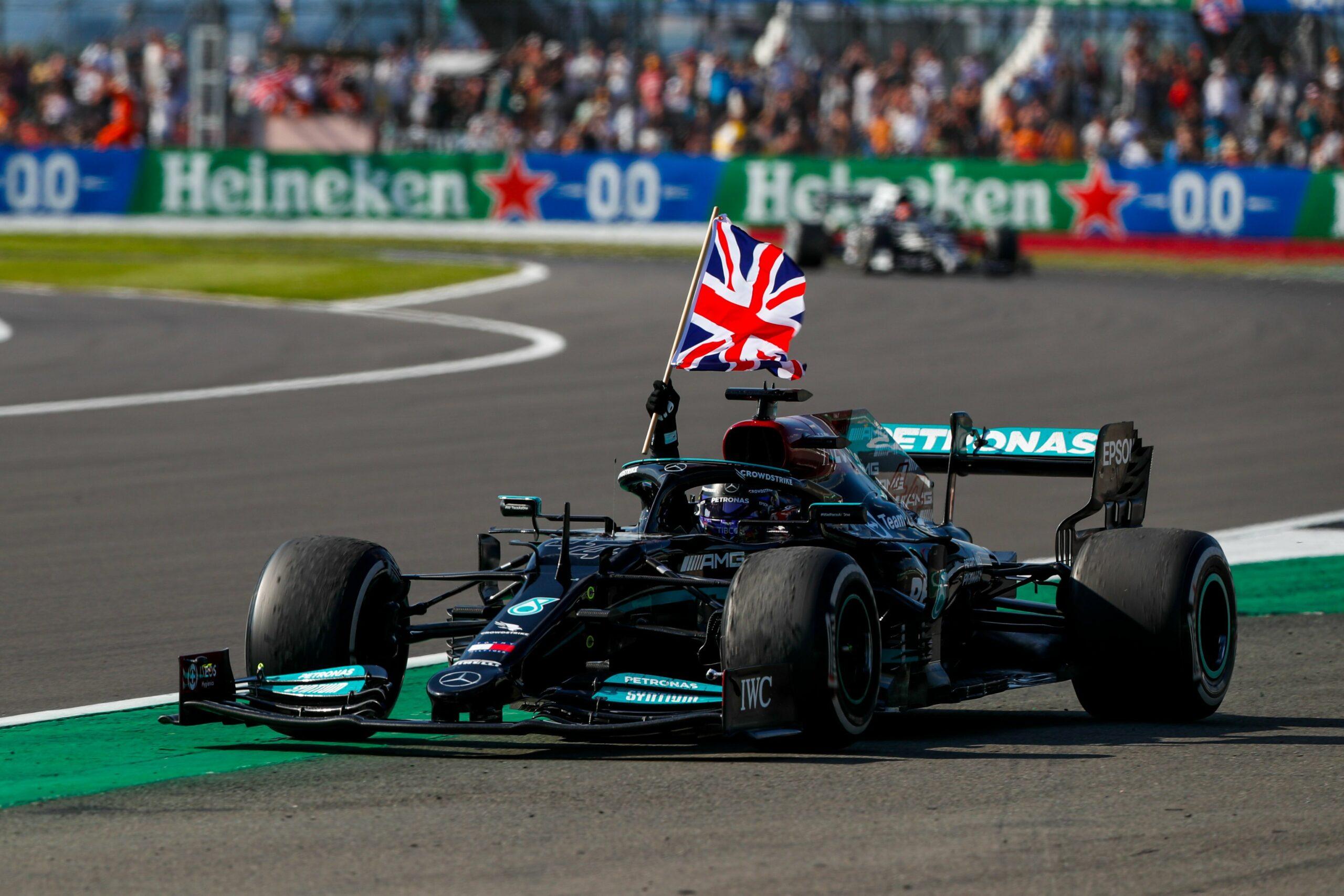 Le cinque pillole del Gran Premio di Gran Bretagna