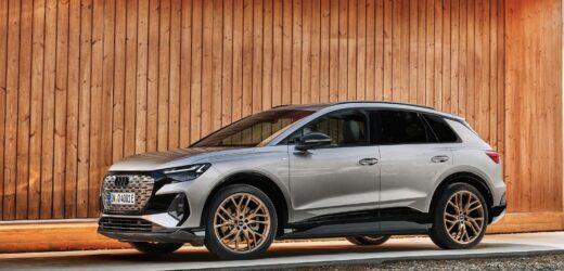 Audi Q4 e-tron: il nuovo SUV elettrico dei quattro anelli