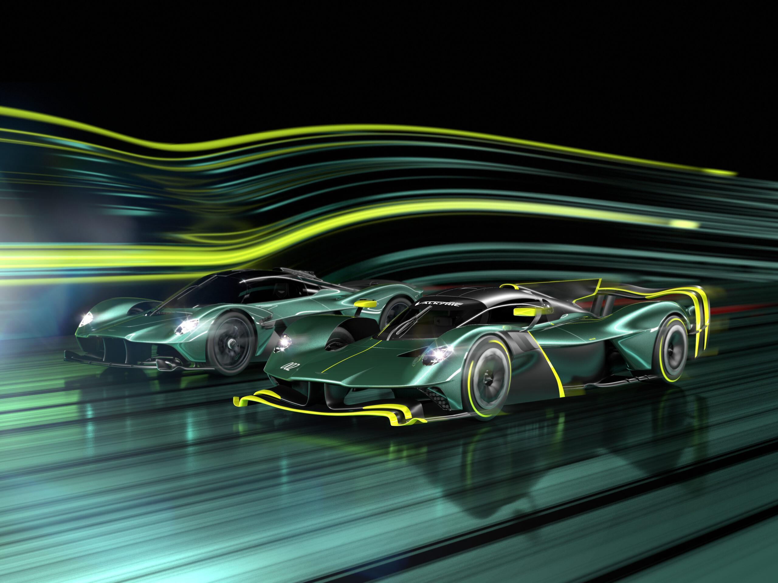 Aston Martin Valkyrie AMR Pro, una LMH sotto mentite spoglie?