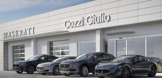 Cozzi Giulio — Maserati: destinazione paradiso (terrestre)