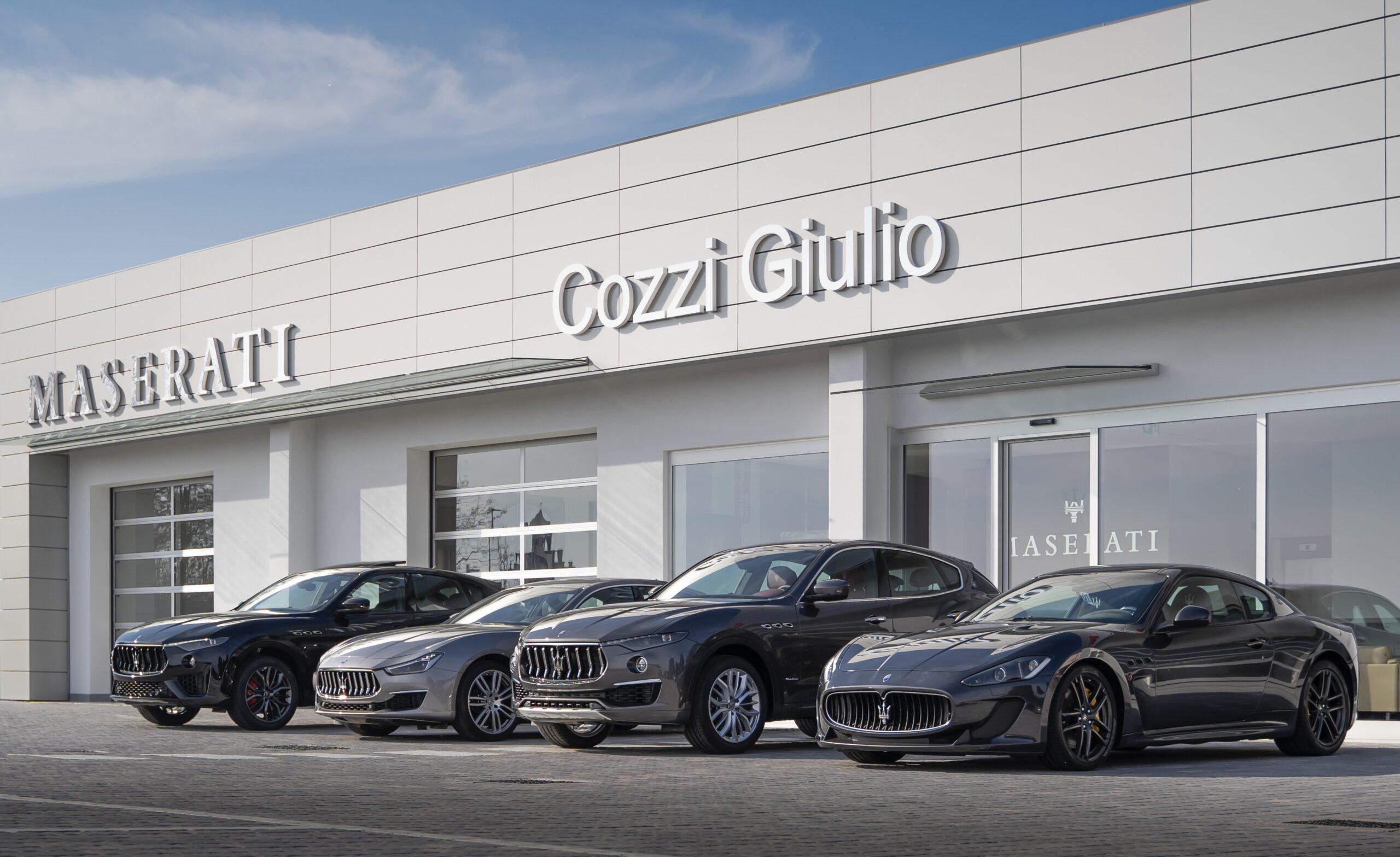 Cozzi Giulio – Maserati: destinazione paradiso (terrestre)