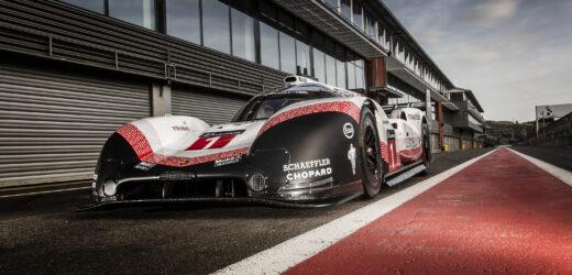 Porsche 919 Hybrid EVO: automobile o astronave?