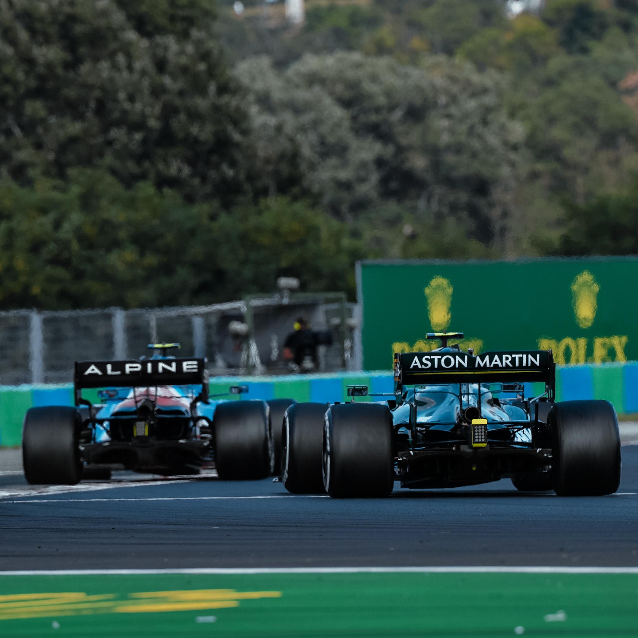 Le cinque pillole del Gran Premio di Ungheria