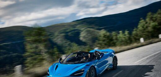 McLaren 765 LT Spider: cosa significa chiudere in bellezza