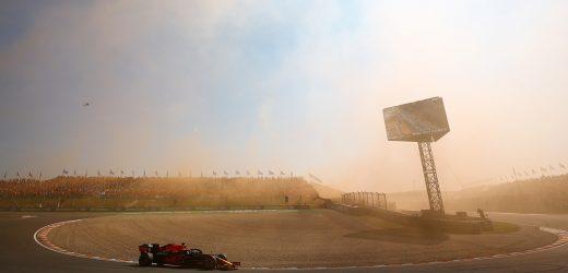 Le cinque pillole del Gran Premio d'Olanda