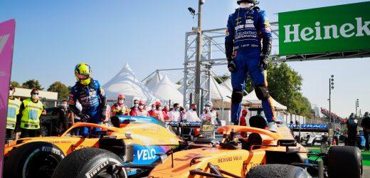 Le cinque pillole del Gran Premio d'Italia