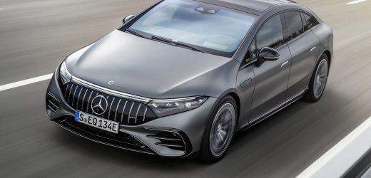 Mercedes-AMG EQS 53: la Stella alla velocità dellaluce