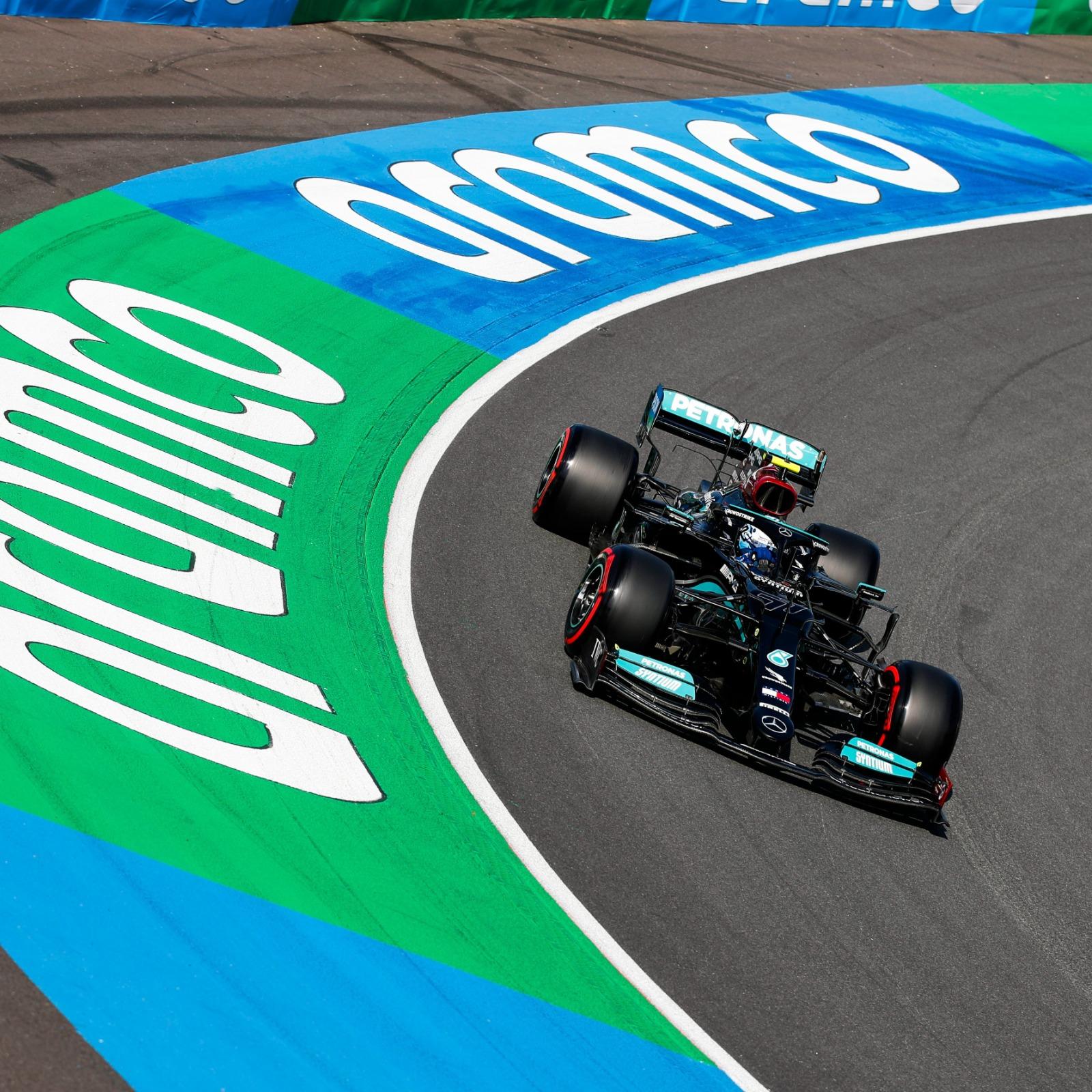 Gran Premio d'Olanda, ecco come il banking di Zandvoort ha sorpreso la Mercedes