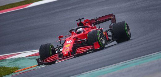 Aerodinamica Ferrari 2022, uno sguardo verso il futuro
